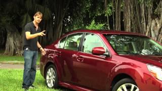 Subaru Legacy 2013 Videos