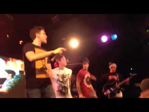 Real Girls Eat Cake - The Janoskians (live)