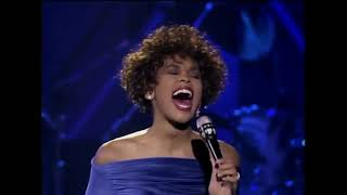 Whitney Houston -THE GREATEST LOVE OF ALL (Live-1991)
