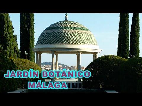 Jardin Botanico Malaga La Concepcion Gratis Los Domingos Youtube