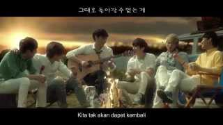 EXO (엑소) - Peter Pan [Acoustic - Indonesian Lyrics]