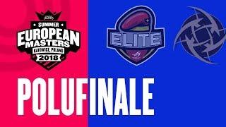 EU Masters Sezona 2 - ASUS vs NiP POLUFINALE Bo3
