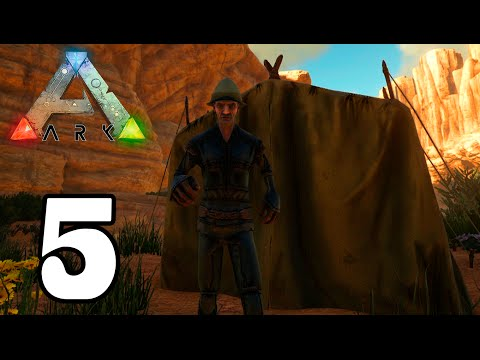 ARK: MORDISCO MORTAL!! #5 Temporada 4 | ARK: Scorched Earth