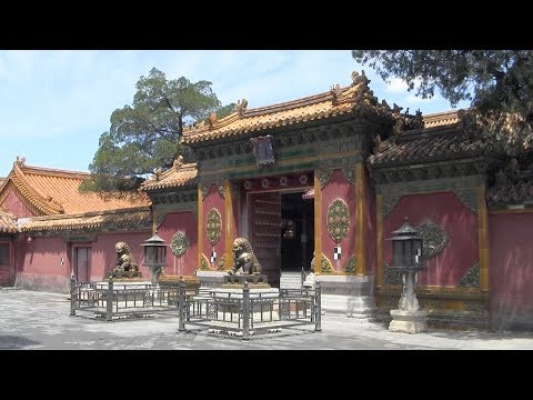 Renovation of Qing emperors residence to begin this August