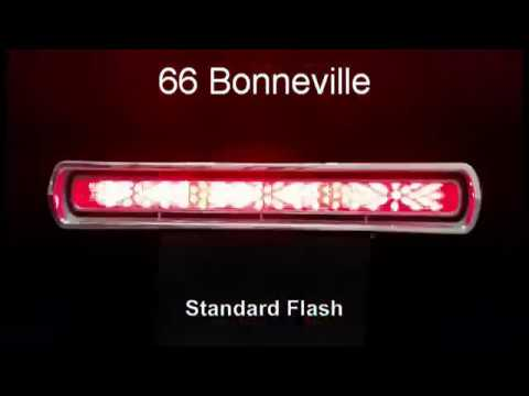 1966 Bonneville Sequential Led Tail Lights By Easy Performance Products