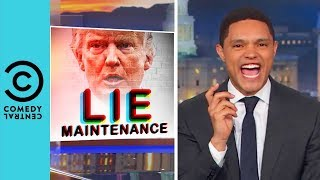Did Trump Lie His Way Onto The Forbes List? | The Daily Show With Trevor Noah