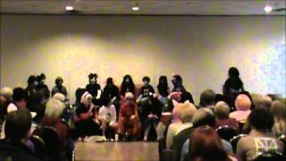 The Homestuck: Dead or Alive Panel