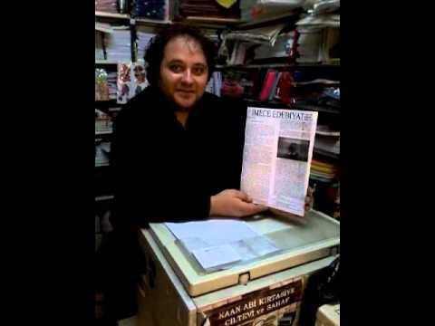 Edremit-Kaan Abi KAAN TURHAN ve İmece Dergisi ( Profesyonel Turist Rehberi Sinan Tortum)