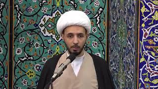 الشيخ أحمد سلمان - تسبيح السيدة فاطمة الزهراء عليها أفضل الصلاة والسلام يثقل الميزان يوم القيامة