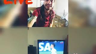 Серия ПИНАЛЬТИ Россия-Испания|ЧМ2018|fifa2018|эмоции в прямом эфире|Россия 1/4 финал|Акинфеев|