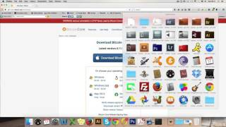 How to create a Bitcoin wallet for Mac