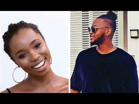 Big Brother Naija: Teddy A gives Bambam some sugar