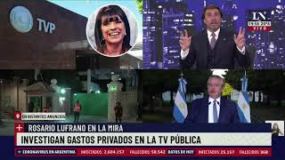 Escándalo en TV Pública: investigan insólitos gastos de directivos