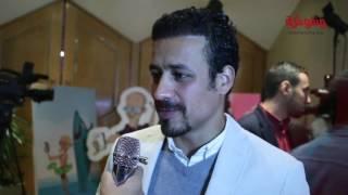 شاهد بالفيديو.. كيف يختار 'أحمد داوود' أعماله الفنية