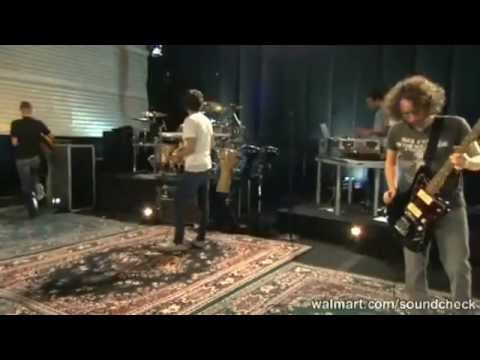Incubus Live from Walmart Soundcheck [Full] + Interview [2006]