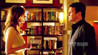 "Castle 8x08 End Scene  Castle & Beckett Talk  Loft ""Mr. & Mrs. Castle"" Season 8 Episode 8"