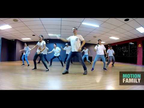 Nalvin Sim | Stole The Show by Kygo ft Parson James | Choreography Class |Motion Family