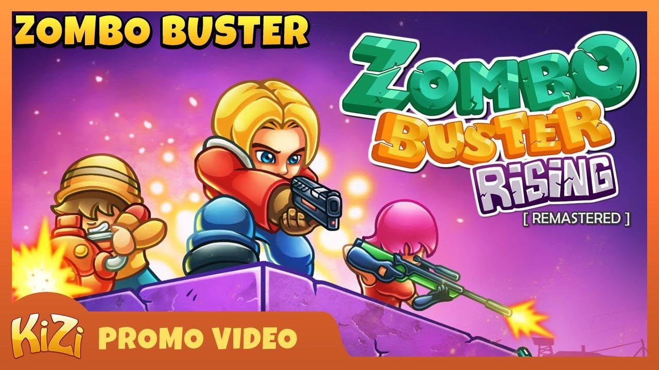 kizi games zombo buster remastered � promo youtube