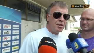 Наско Сираков  Още нямаме треньор, Гаджев отива при юношите