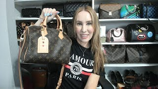 Happy Monogram Monday!!! WIMB Louis Vuitton Speedy 25B?