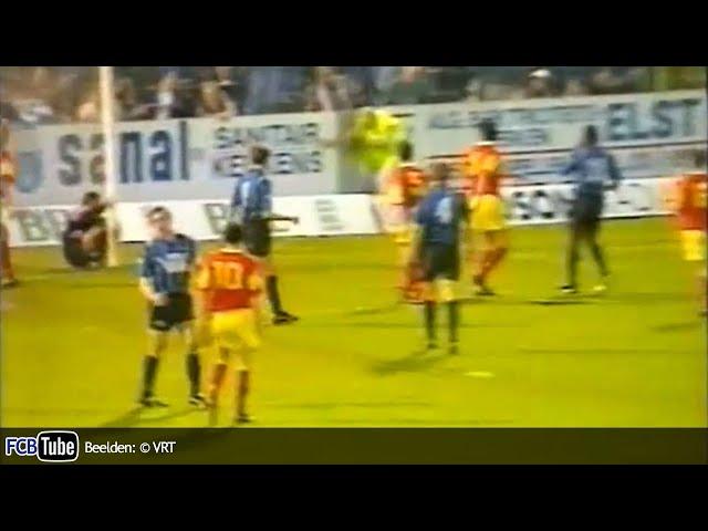 1993-1994 - Beker Van België - 05. Halve Finale - Germinal Ekeren - Club Brugge 1-3