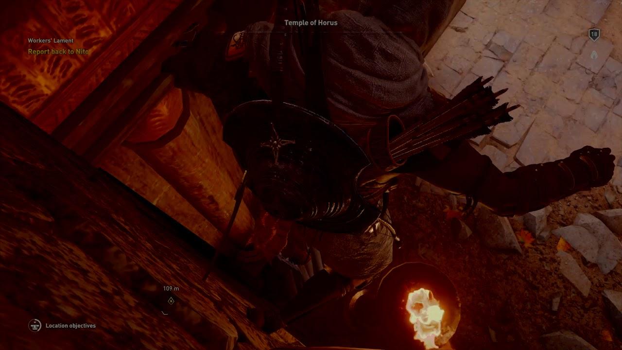Assassin's Creed® Origins - Running Man