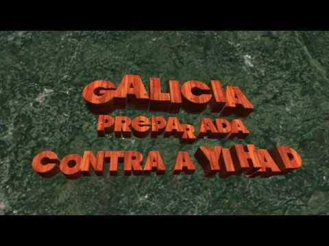 GALICIA PREPARADA CONTRA A YIHAD