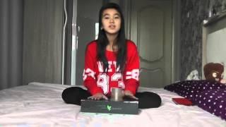 Жаксыбек Азамат-Жаным менин балапаным (очень талантливая девушка)