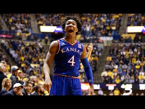 KANSAS vs. WEST VIRGINIA: WHEN KU STOLE THE MO IN MORGANTOWN