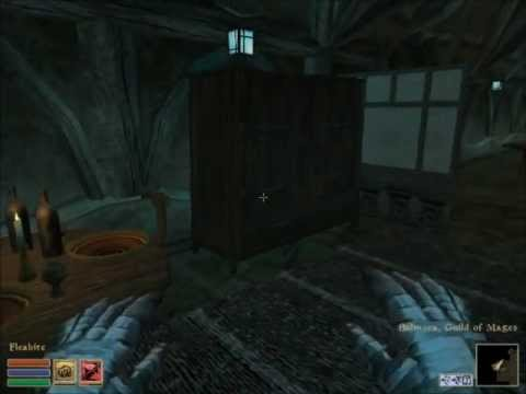 TES Morrowind Episode 5: Eating diamonds.