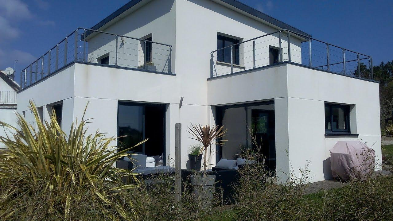 particulier vente maison vue mer finist re contemporaine bbc villa annonces immobili res. Black Bedroom Furniture Sets. Home Design Ideas
