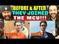 8 ACTORS BEFORE AND AFTER They Got The Call From MARVEL | REACTION!!!