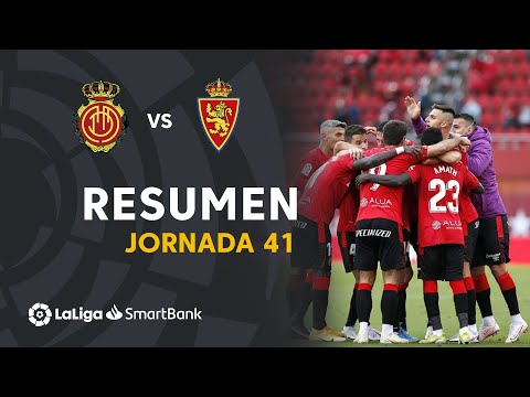 Mallorca Zaragoza Goals And Highlights