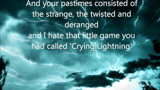 Crying Lightning by Arctic Monkeys- Lyrics