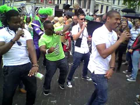 TEN-Q IN DE ZOMERCARNAVAL ROTTERDAM 2011 PART 4