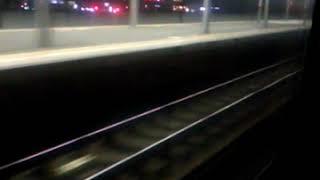 サンライズ出雲(285系電車I5編成) 姫路到着そして発車