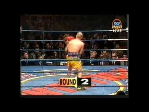 Andy Till TKO3 Tony Collins