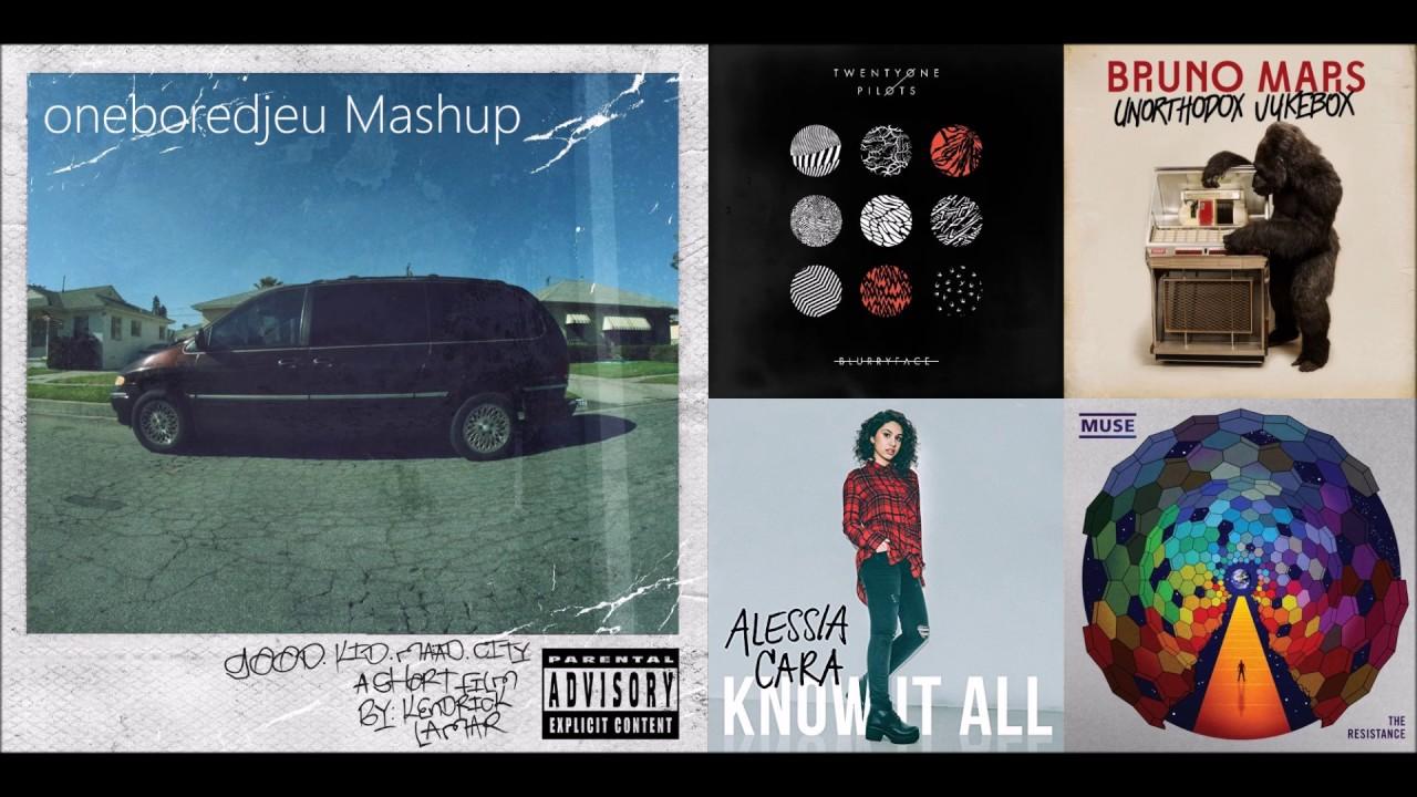 Design muse shark week - 100k Birthday Kendrick Lamar Vs Twenty One Pilots Muse More Mashup