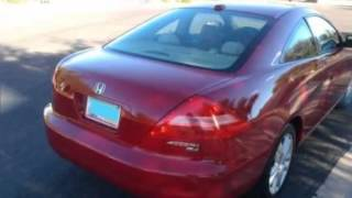 2005 Honda Accord Coupe in Peoria, AZ