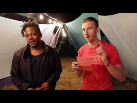 Open Mike Eagle - Rapper/Not Rapper - Seriously? @Pickathon 2016 S03E05