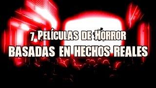 TOP: 7 películas de horror basadas en hechos REALES | DrossRotzank