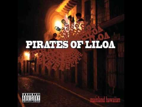 Pirates of Liloa - Pineapple and Coconut