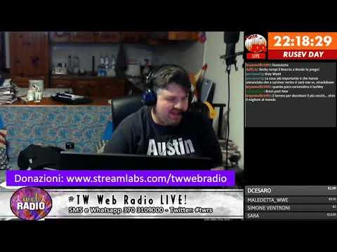 TW Web Radio LIVE - WWE Monday Night Raw Post-Show 30/10/2018