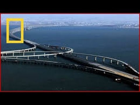BBC Documentary - The Lake Pontchartrain Causeway - National Geographic