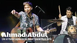 Ahmad Abdul - Lost Star | Live At Pantai Lagoon Ancol
