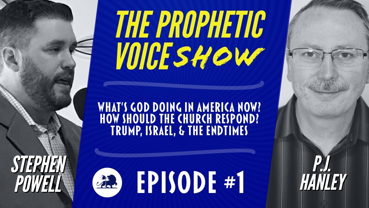 THE PROPHETIC VOICE SHOW | Episode #1