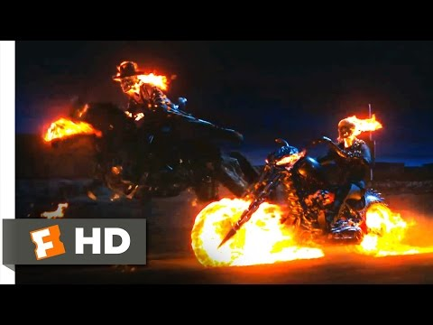 Ghost Rider - Slade's Last Ride Scene (8/10) | Movieclips