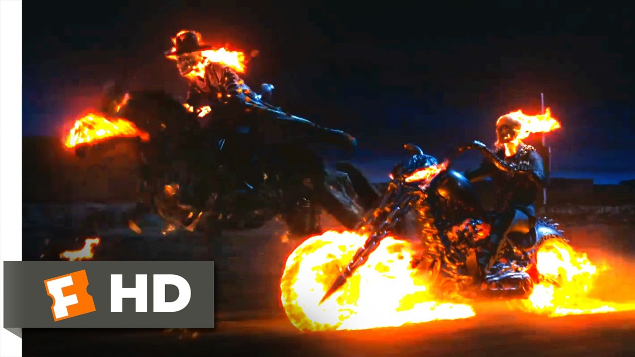 Ghost Rider Slade S Last Ride Scene 8 10 Movieclips Youtube