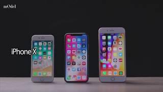 Model Gadgets #4 -  iPhone X