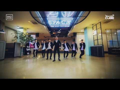BTOB- Jung Ilhoon Fancy Shoes (DANCE PRACTICE VIDEO)